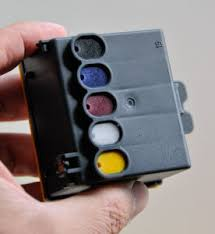 Color Cartridge Well Thought Out