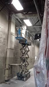 Using A Paint Sprayer For Ceilings by Case Study Automotive Service Garage