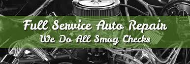 100 Auto Re Smog Check San Jose Smog Test California Smog Star Test