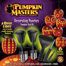 Pumpkin Carving Tool Kit Walmart by New Pumpkin Carving Kits From Pumpkin Masters Provide Safer