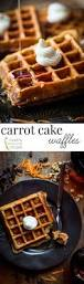 Bisquick Pumpkin Puree Waffles by Check Out Carrot Cake Waffles It U0027s So Easy To Make Cake