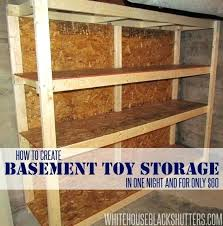 Making A Large Toy Box by Storage Shelf With Bins Costco Storage Shelves With Fabric Bins