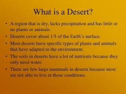 Earth Floor Biomes Desert by Biome Research Project