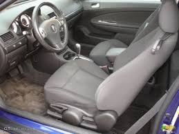 100 G5 Interior Ebony 2007 Pontiac Standard Model Photo 65130772