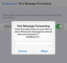 How to Send and Receive SMS on your Mac OS X Yosemite via SMS Relay