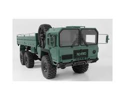 100 6x6 Military Truck RC4WD Beast II RTR RC4ZRTR0028 Rock Crawlers HobbyTown