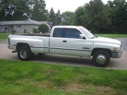 100 Dodge Dually Trucks For Sale 1996 Ram 3500 Cummins 2wd Front Center Cap