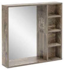 badezimmerspiegel in panamaeiche edia