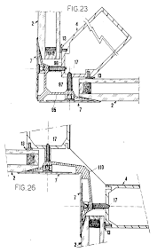 patent ep0302428b1 structural glazing system google patents