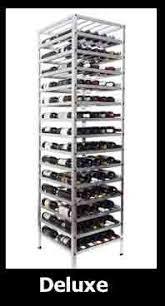 Metal mercial Wine Racks for Wine Stores
