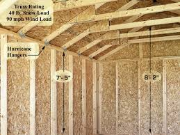 12 X 24 Gable Shed Plans by 12x24 Aluminum Storage Building Tuff Shed Has Been Leading