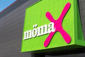 mömax corporate redesign büro x