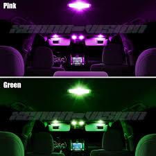 100 Interior Truck Lighting For Subaru Outback 20002008 Green LED Kit Green