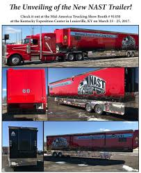 100 Show Trucks NEW NAST Trailer National Association Of