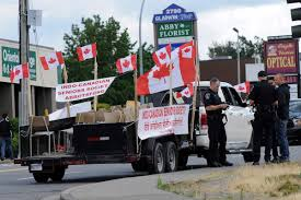 100 Man Found Dead In Truck BC Man Dies After Falling From Truck At Canada Day Parade