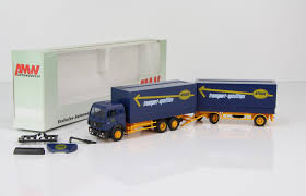 100 Sk Toy Trucks Details About AWM MB SK 94 2544 Tarpaulin Trailer Truck Atege No 611401 AW1201