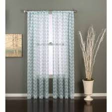Yellow And White Chevron Curtains by Added Cobolt Blue Stripe Panel Chevron Blackout Panel Pbkids