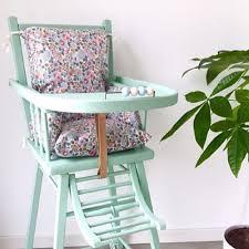 assise chaise haute coussin chaise haute liberty betsy un grand marché