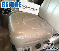 2000-2003 Ford F-150 Lariat Leather Seat Cover: Driver Bottom, Tan ... Ford Racing M63840ms Mustang Rear Seat Installation Kit 52018 Bench Truck Foam Replacementtruck For Sale 196772 Chevy Gmc 3 Point Belts Gm Latch 2006 Dodge Ram Leather Interior Swap 1999 F150 Lightning Project Stealth Fighter Part 5 Lets See Those Seat Swaps Enthusiasts Forums F250 Replacement Leather Bucket Seats Google Search Old School 22003 Ranger 6040 Split With Opening Center Console 1989 Ford Ranger Truck Factory Replacement Seat Covers 831992 Ebay Jump Lid Replacement