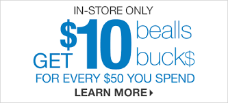 bealls coupons coupon codes sales promotions bealls florida