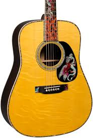 Image Is Loading Martin D 45 Fire Amp Ice Dreadnought Acoustic