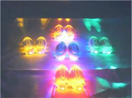 30pairs lot boy fashion luminous led shoelaces light up