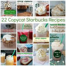 Starbucks Pumpkin Spice Scone Recipe by 22 Copycat Starbucks Recipes My Heavenly Recipes