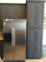 Nuvo Cabinet Paint Video by Painting Kitchen Cabinets With General Finishes Milk Paint Farm