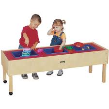 Sand U0026 Water Tables For by Jonti Craft 3 Tub Sensory Table Sand U0026 Water Table 0886jc Jonti