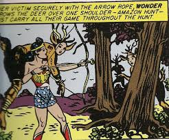 The Bondage Days Are Long Gone But Something Seems To Have Been Imprinted On Cultural Psyche And With Panels Such As This From Wonder Woman 6