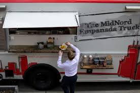 100 The Empanada Truck Eater Scenes Food Friday In Downtown Minneapolis At 100 Pm