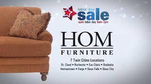 HOM Furniture Labor Day Sale