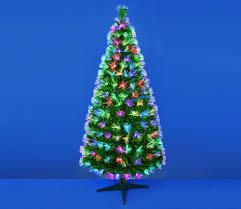 Black Fibre Optic Christmas Tree 7ft by Fibre Optic Christmas Tree Uk Only Christmas Lights Decoration
