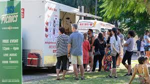 100 Brisbane Food Trucks Gigs Picnics Concrete Playground