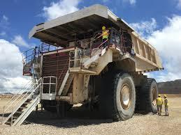 100 Haul Truck Cripple Creek Victor Newmont Mining Gold Mining Haul