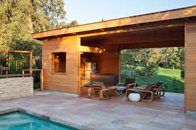 100 Modern Pool House Modern Pool House By Klopf Architecture3 Casalibrary