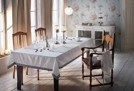 tischdecke eleganz groß textil deko wohnzimmer esszimmer terrasse garten outlet trends
