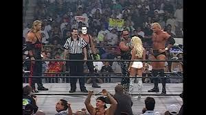 Halloween Havoc 1999 Hogan Sting by Sting Wwe Network Playlists