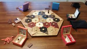 Completely Wooden Settlers Of Catan Board Build QuickCrafter