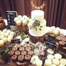 Rustic Cake Stand With That In Mind Found Stands Make Your Dessert Table Epic