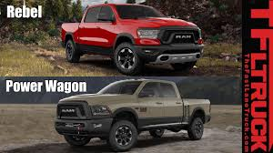 2019 Ram Rebel Or 2018 Ram Power Wagon For Around $55,000 - Which ...