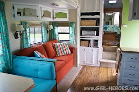 RV Redecorated Living Room 2