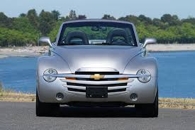 100 Ssr Truck For Sale 2004 Chevrolet SSR Silver Arrow Cars Ltd