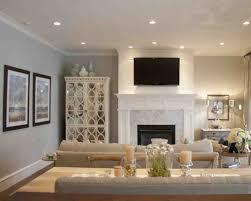 warm color scheme in living room comfortable home design