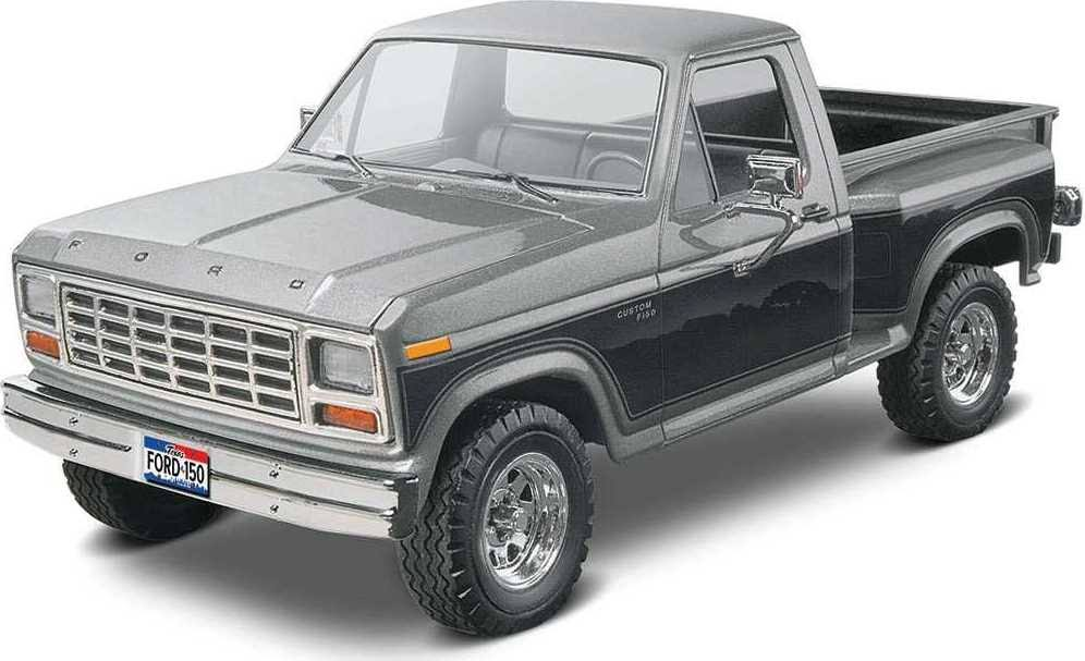 Revell 1:24 Scale Ford Ranger Pickup Truck Model Kit
