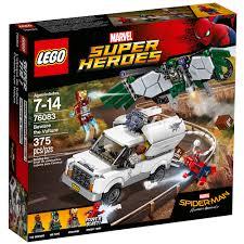 LEGO Super Heroes Beware The Vulture 76083 - Walmart.com