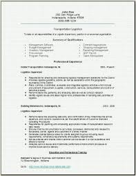 Download Logistics Jobs Resume Samples Diplomatic Regatta Rh Me For Management Manager