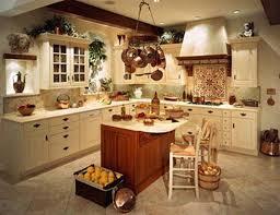 Country French Kitchen Ideas Photo Theme