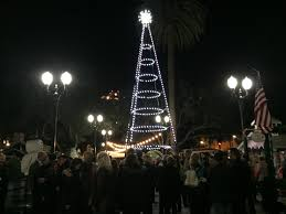 Christmas Tree Lane Alameda by San Jose Needs A Landmark Why Not A Breathtaking New Light Tower