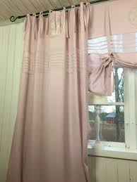 vorhang mathilde mauve altrosa gardine 120x240 cm 2 stück